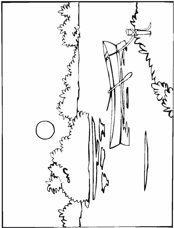 Garden Design With LANDSCAPE COLORING BOOKS A Free Coloring Pages Backyard Patio From Coloringes