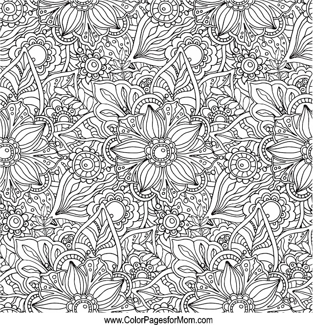 Whimsical Coloring Page 15