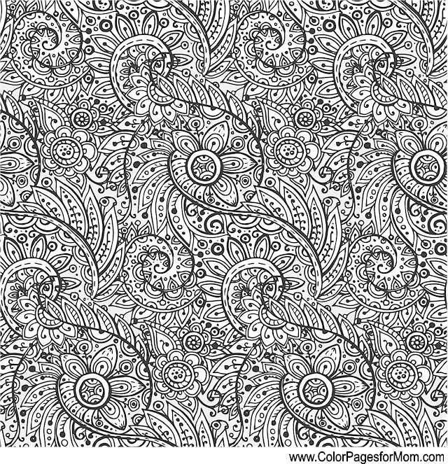Whimsical Coloring Page 28