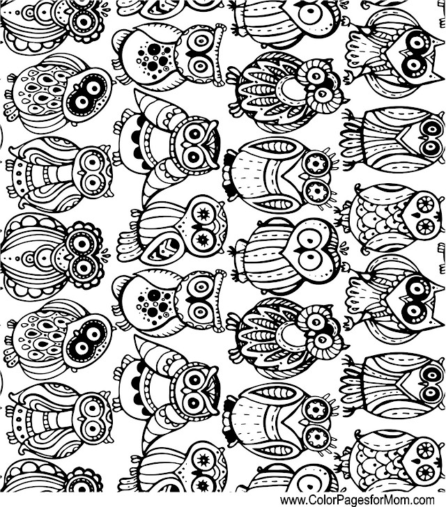 Whimsical Coloring Page 35