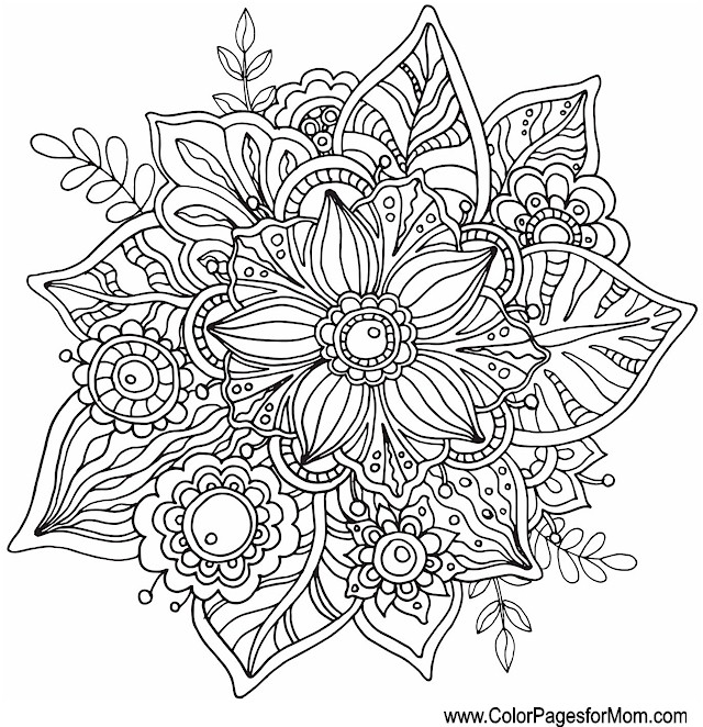 Whimsical Coloring Pages Images