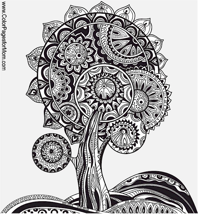 Whimsical Coloring Page 46