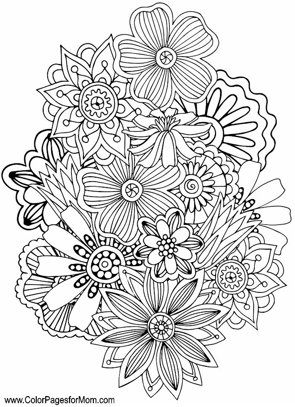 Whimsical Coloring Page 75